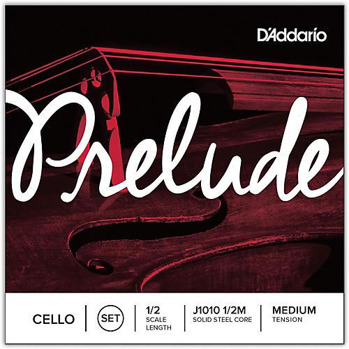 D'Addario Prelude Cello String Set  1/2 Size