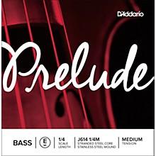 D'Addario Prelude Series Double Bass E String 1/4 Size