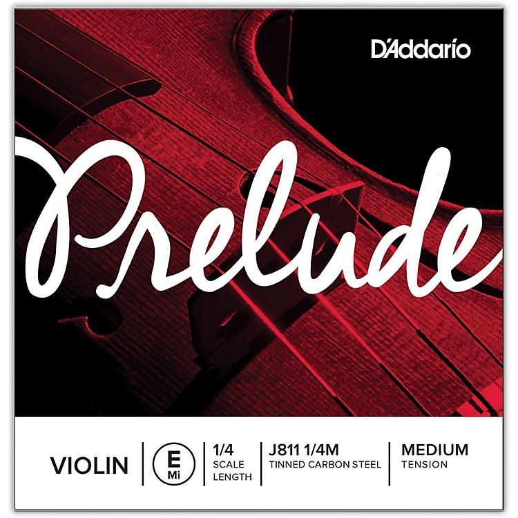 D'AddarioPrelude Violin E String1/4