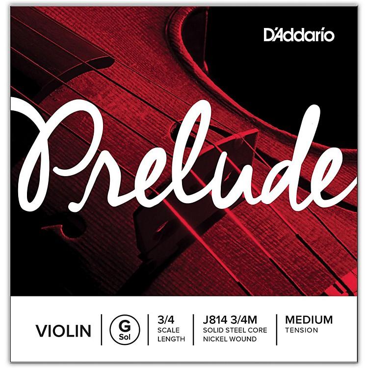 D'AddarioPrelude Violin G String1/4