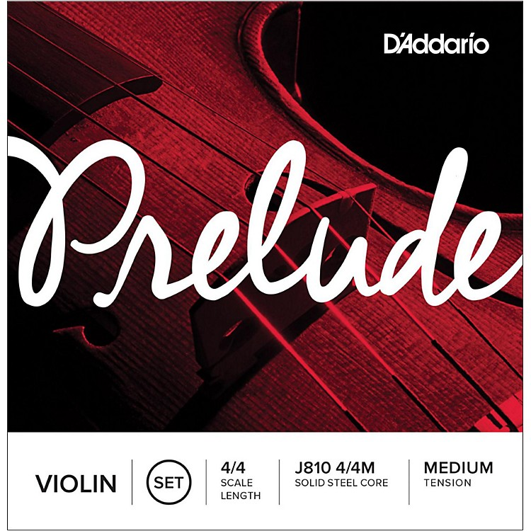 D'AddarioPrelude Violin String Set4/4