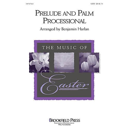 Hal Leonard Prelude and Palm Processional IPAKO Composed by Benjamin Harlan