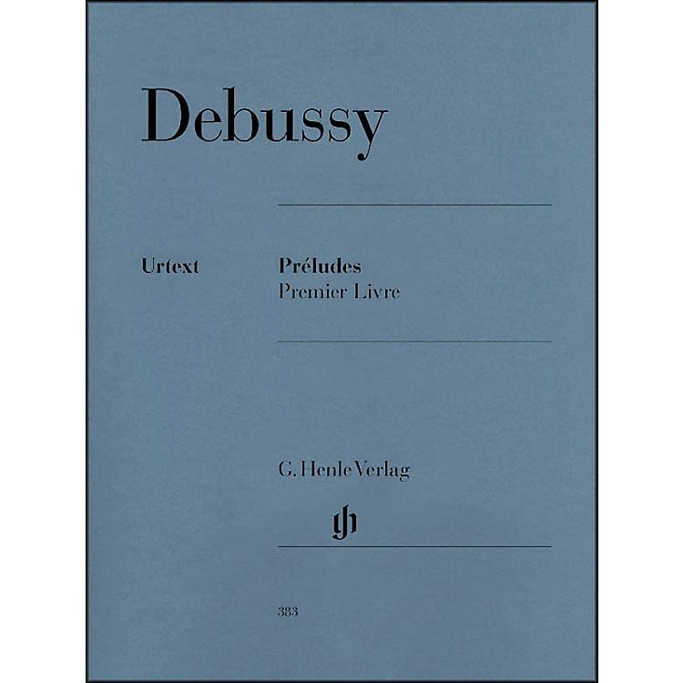 G. Henle VerlagPreludes Premier By Debussy