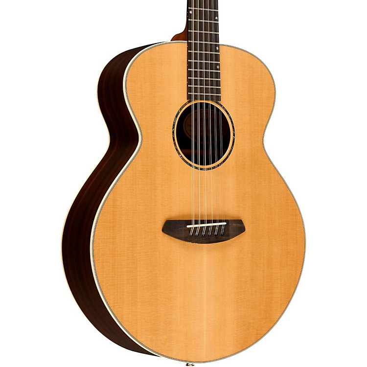Breedlove Premier 12-String Acoustic-Electric Guitar Natural