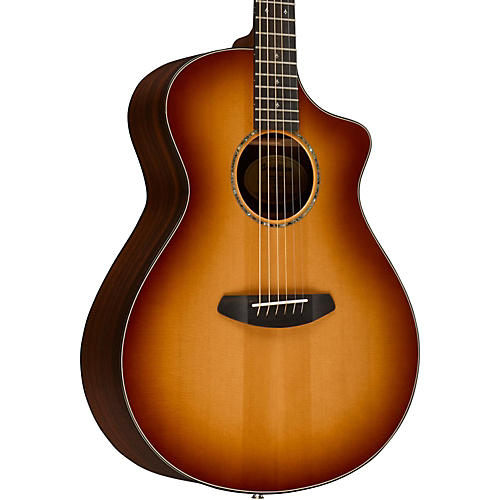 Breedlove Premier Concert Copper CE Sitka Spruce - East Indian Rosewood Acoustic-Electric Guitar-thumbnail
