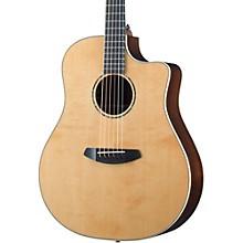 Breedlove Premier Dreadnought Rosewood Acoustic-Electric Guitar Natural