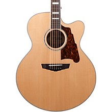 D'Angelico Premier Madison Acoustic-Electric Guitar Level 1 Natural