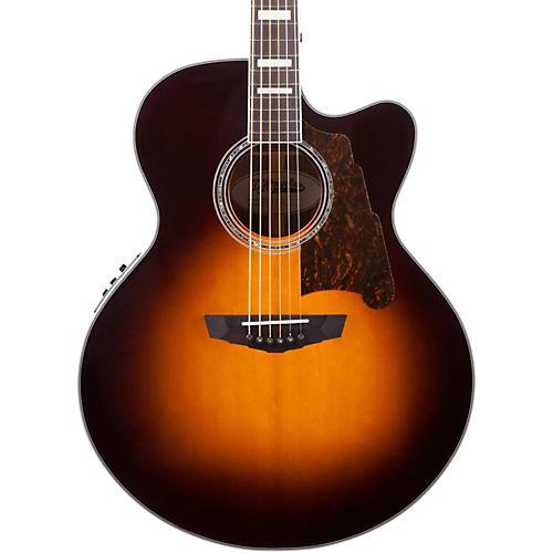 d 39 angelico premier madison acoustic electric guitar sunburst musician 39 s friend. Black Bedroom Furniture Sets. Home Design Ideas
