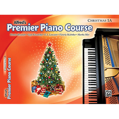 Alfred Premier Piano Course Christmas Book 1A