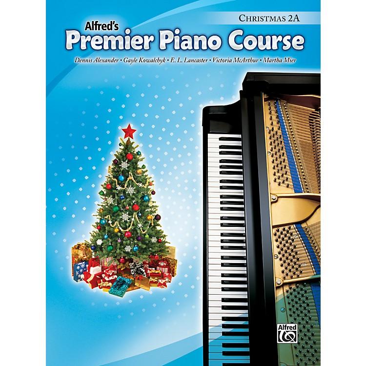 AlfredPremier Piano Course Christmas Book 2A