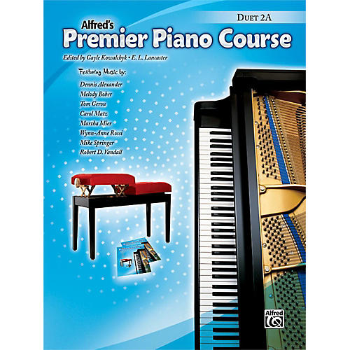 Alfred Premier Piano Course Duet Book 2A-thumbnail