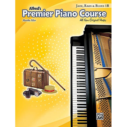 Alfred Premier Piano Course: Jazz, Rags & Blues Book 1B