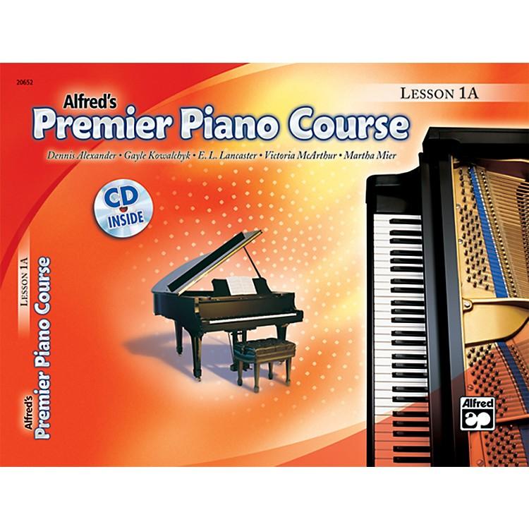 AlfredPremier Piano Course Lesson Book 1A  Book 1A & CD