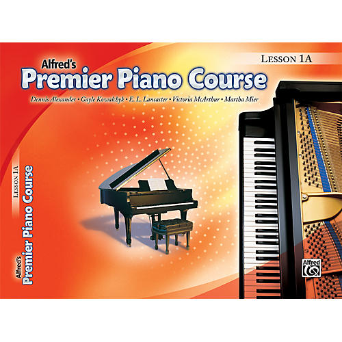 Alfred Premier Piano Course Lesson Book 1A