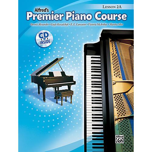 Alfred Premier Piano Course Lesson Book 2A Book 2A & CD
