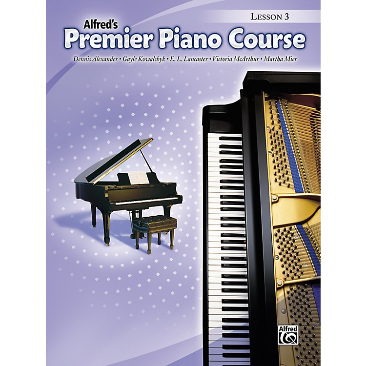 Alfred Premier Piano Course Lesson Book 3