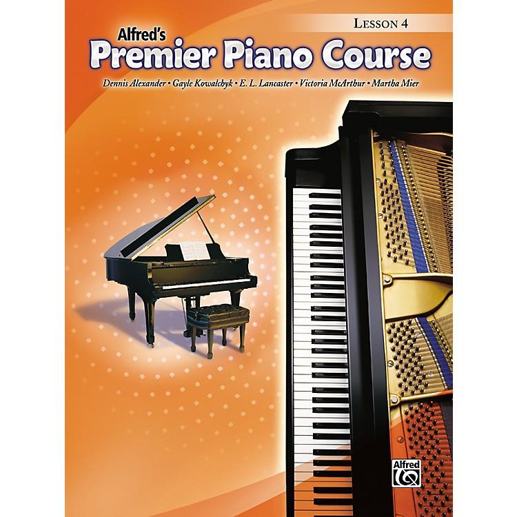 AlfredPremier Piano Course Lesson Book 4