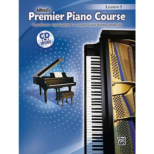 Alfred Premier Piano Course Lesson Book 5
