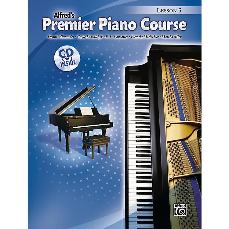 AlfredPremier Piano Course Lesson Book 5