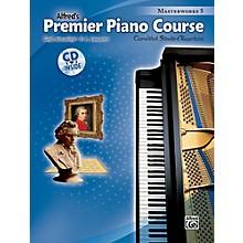 Alfred Premier Piano Course: Masterworks Book 5 & CD