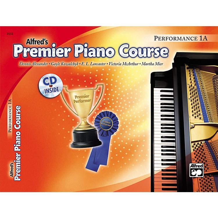 AlfredPremier Piano Course Performance Book 1A