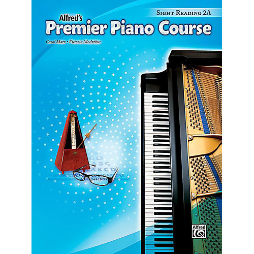 Alfred Premier Piano Course, Sight Reading 2A - Level 2A