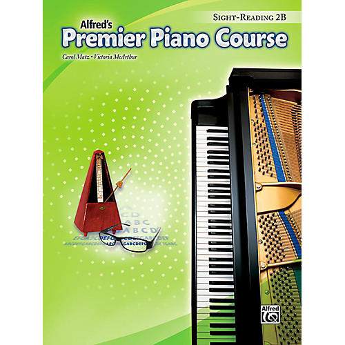 Alfred Premier Piano Course, Sight Reading 2B - Level 2B-thumbnail
