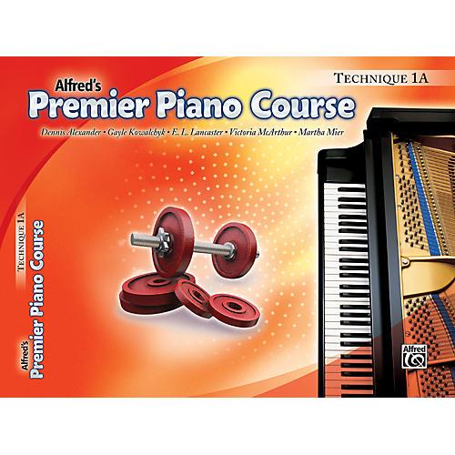 Alfred Premier Piano Course Technique Book 1A-thumbnail