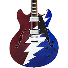 D'Angelico Premier Series DC Grateful Dead Semi-Hollow Electric Guitar