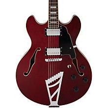 D'Angelico Premier Series DC with Stairstep Tailpiece Hollowbody Electric Guitar