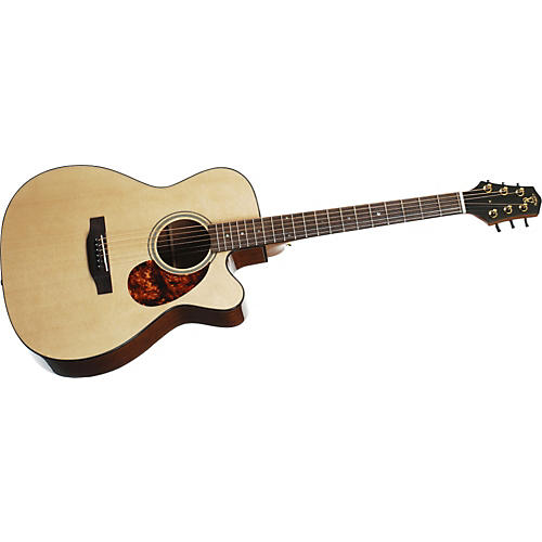 Voyage-Air Guitar Premier Series VAOM-1C Full-Size Folding Orchestra Model Acoustic Guitar