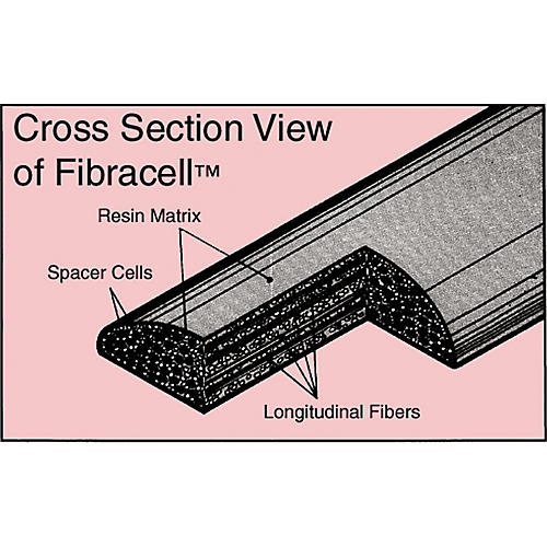 Fibracell Premier Synthetic Bass Clarinet Reed Strength 2