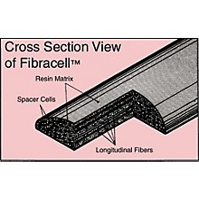 Fibracell Premier Synthetic Bass Clarinet Reed Strength 4.5