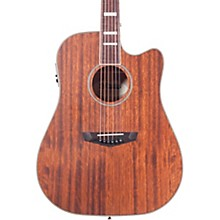 Open BoxD'Angelico Premiere Riverside Cutaway Dreadnought Acoustic-Electric Guitar
