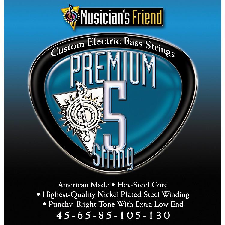 Musician's FriendPremium 5 String Bass Twin Pack