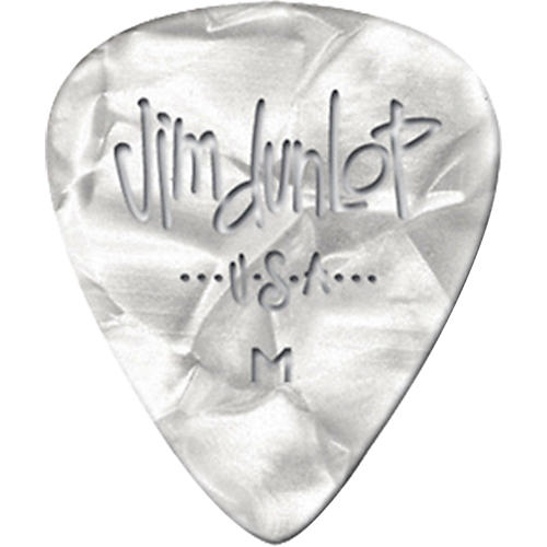 Dunlop Premium Celluloid Classic Guitar Picks 1 Dozen