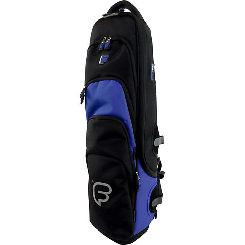Fusion Premium Clarinet/Flute/Soprano Saxophone Bag – Blue