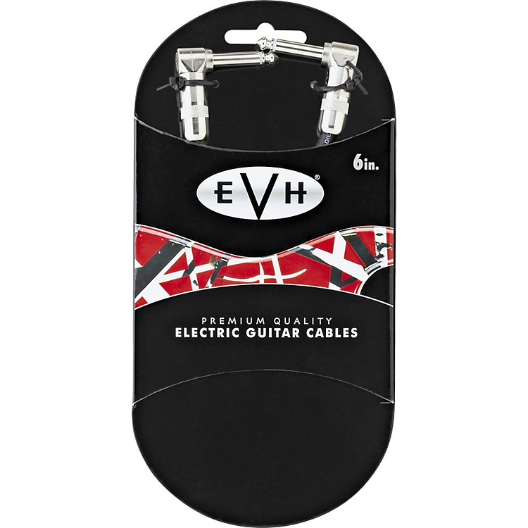 EVH Premium Electric Guitar Cable - Angled Ends 6