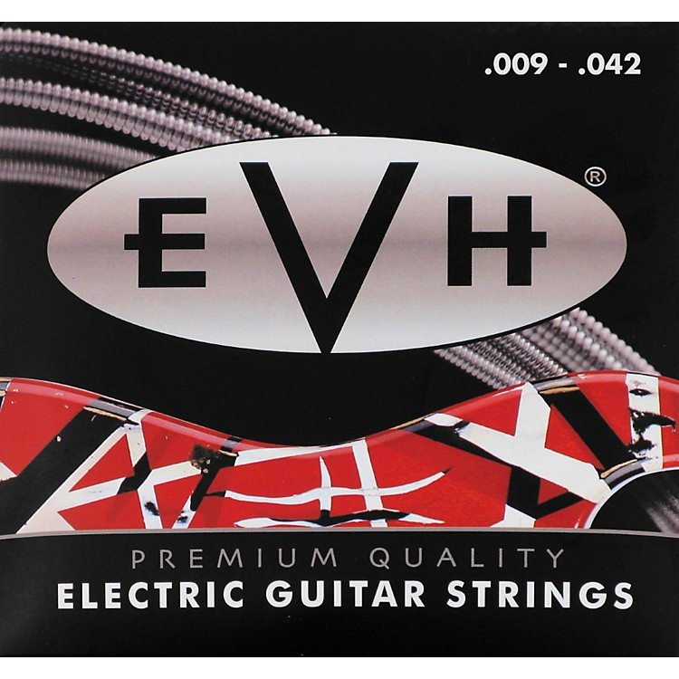EVH Premium Electric Strings 9-42