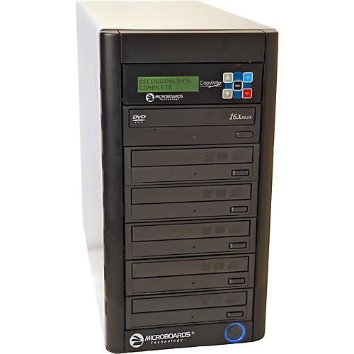 Microboards Premium PRM-516 DVD Tower Copier
