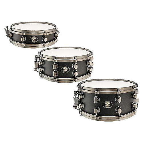 Mapex Premium Series Black Panther Birdseye Maple Snare Drum