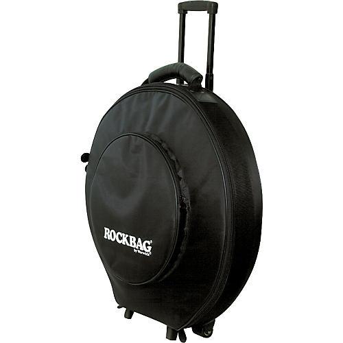 RockBag by Warwick Premium Softflight Cymbal Case with Wheels