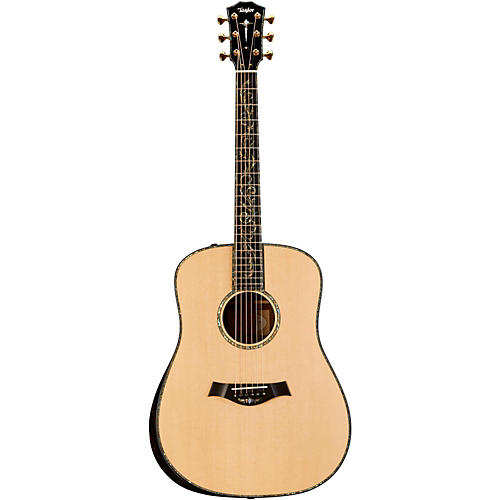 Taylor Presentation Series 2014 PS10e Dreadnought Acoustic-Electric Guitar-thumbnail