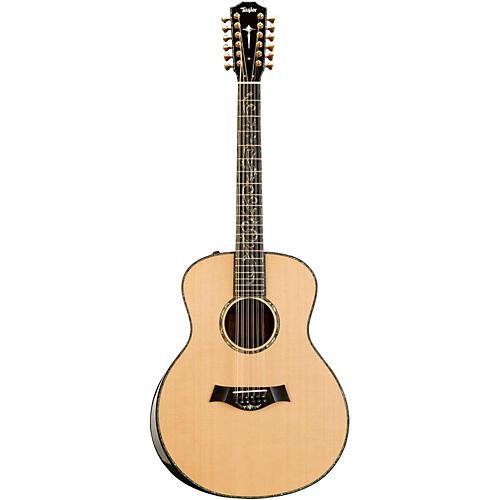 Taylor Presentation Series 2014 PS56e 12-String Grand Symphony Acoustic-Electric Guitar-thumbnail