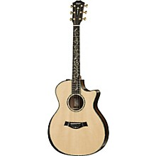 Taylor Presentation Series PS14ce Grand Auditorium Macassar Ebony Acoustic-Electric Guitar