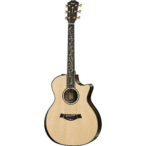 Macassar ebony guitar all