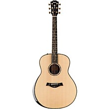 Taylor Presentation Series PS18e Grand Orchestra Macassar Ebony Acoustic-Electric Guitar