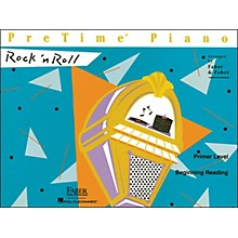 Faber Piano Adventures Pretime Piano Rock N Roll Primer Level Book Beginning Reading - Faber Piano