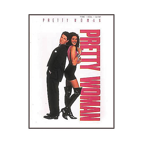 Hal Leonard Pretty Woman Piano, Vocal, Guitar Songbook-thumbnail