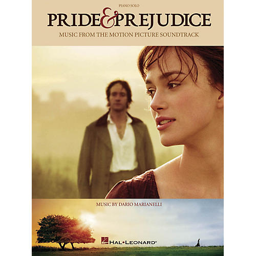Hal Leonard Pride And Prejudice - Music From The Motion Picture Soundtrack Piano Solo book-thumbnail